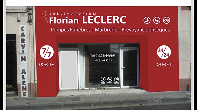 Facade agence SFL marseille